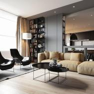Apartment Ernst Kiev Inspired Posh Hotel Ambiance