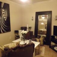 Apartment Living Room Tour Our 1st Place
