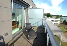 Apartment Terrace Sunset