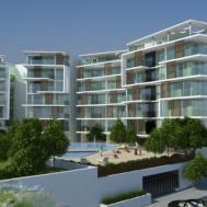 Apartments Modern Apartment Exterior Design Graceful