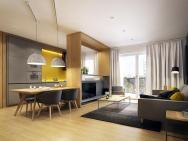 Appartement Moderne Scandinave Ing Nieux