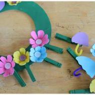 Apple Diy Craft Ideas Kids Plastic Bottles