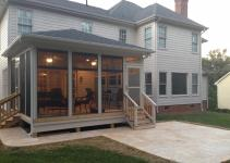 Archadeck Outdoor Living Simple Parking Under Deck