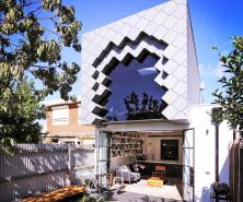 Architects Tack Massive Locally Sourced Bluestone Box