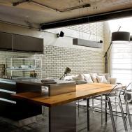 Architectures Interior Design Large Living Room