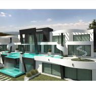Architectures Modern Villa Design Ideas Wells