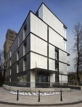 Architekci Piotr Czarnecki Apartment Building