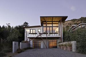 Archshowcase Stinson Beach House California Design