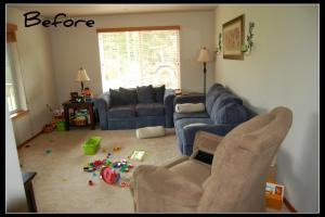 Arranging Furniture Small Living Room