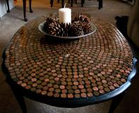 Art Cycling Upcycling Ideas Old Coin Sculpture