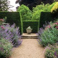 Ascott House Gardens Buckinghamshire Traditional