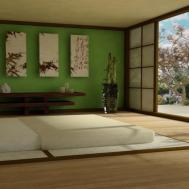 Asian Home Decor Ideas Zen Bedroom Design