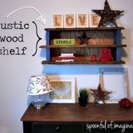 Attach Wood Shelves Drywall
