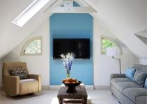 Attic Living Rooms Really Best Adorable