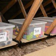 Attic Storage Ideas Interior Design