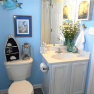 Aweinspiring Bathroom Wall Decor Ideas