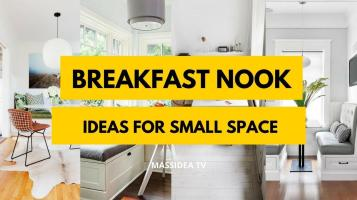 Awesome Breakfast Nook Ideas Small Space 2017