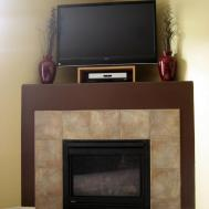Awesome Fireplaces Corner Fireplace