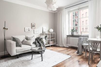 Awesome Scandinavian White Best Idea Home Design