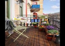 Awesome Small Balcony Decorating Ideas Scandinavian