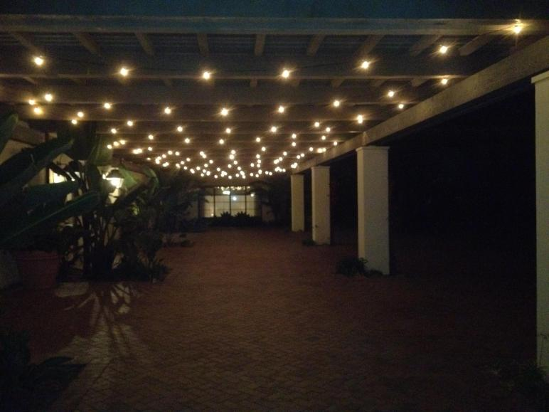 Awesome String Lighting Indoor All House Design