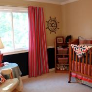 Baby Boy Room Nautical Nursery Cottage Mama