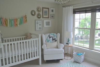 Baby Gender Neutral Nursery Project