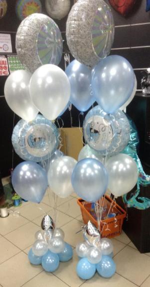 Baby Shower Balloon Ideas Prasdnikov Amazing