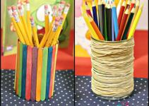 Back School Crafts Activities Kids Diy Craft