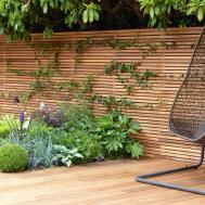 Backyard Fence Your Inspirations Bizezz Exterior