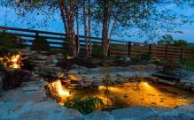 Backyard Lighting Ideas Illuminate Outdoor Area Make