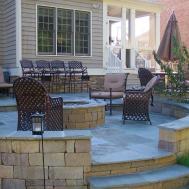 Backyard Top Patios Well Luxury