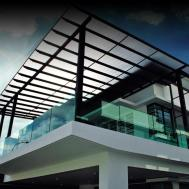 Balcony Roof Designs Harmony Your Home Model