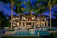 Balinese Coastal Mansion Resurrection Florida
