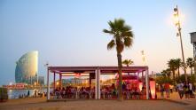 Barceloneta Beach Photos