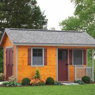 Barn Storage Shed Loft Plans Cabinet Ideas