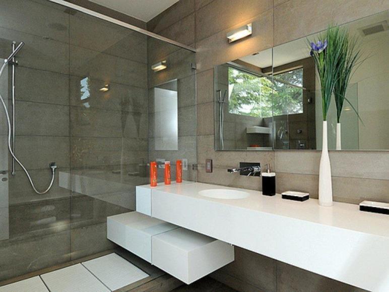 Bathroom Modern Designs Budget Simple Fedf Home