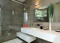 Bathroom Modern Designs Budget Simple Fedf Home