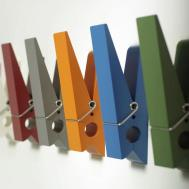 Bathroom Modern Wall Mounted Coat Rack Ideas Impress