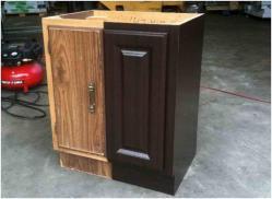 Bathroom Replacement Cabinet Doors Diy