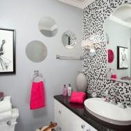 Bathroom Wall Decoration Ideas Small Decor