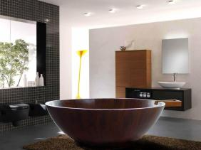 Bathrooms Beautiful Round Tubs
