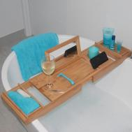Bathtub Caddy Tray Good Gifts Senior Citizens