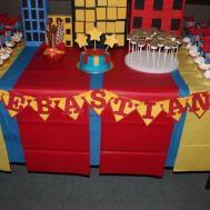 Batman Superman Birthday Decorations Decor Accents