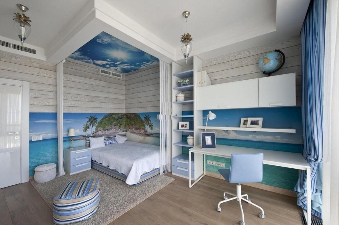 Beach Themed Bedroom Better Sleeping Quality Decoratorist 40505