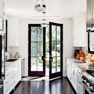 Beautiful Black White Kitchens Archives
