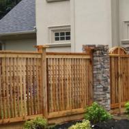 Beautiful Bricks Stones Gates Fences Ideas