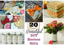 Beautiful Diy Hostess Gifts Suburble