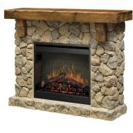 Beautiful Faux Stone Electric Fireplaces Home Decor