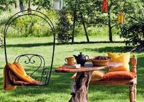 Beautiful Minimalist Backyard Garden Decorating Ideas